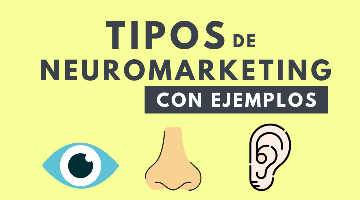 tipos de neuromarketing con ejemplos