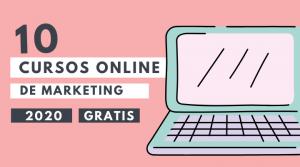 cursos online de marketing gratis en 2020