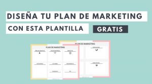 plantilla para un plan de marketing pdf